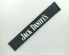 New Free Shipment JACK DANIEL'S Rubber drink mat bar mat spill mat 590x98x12mm