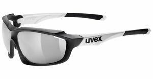 UVEX Sportstyle 710 Sunglasses - Variomatic Photochromatic Lenses + Hard Case