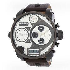 Diesel DZ7126 Multi-movement SBA XXL Men's Chronograph Leather Watch  New in Box