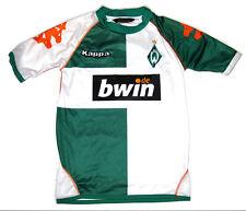 SV Werder Bremen Kappa Football JERSEY Green White Bwin Futball Soccer DE Trikot