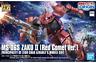 MS-06S Zaku II Char Aznable's Mobile Suit Gundam Red Comet Model Bandai Hobby