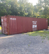 Used Shipping Storage Container 40ft In Columbia Sc