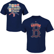 BOSTON RED SOX MLB COOPERSTOWN COLLECTION LEAGUE DOMINATION T-SHIRT LARGE