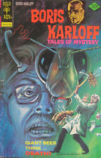 Boris Karloff Tales of Mystery #73 Gold Key Comics 1977 Bronze Age VG