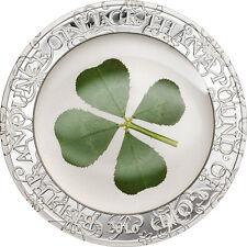 Palau 2016 5$ Ounce of Luck 1oz Silver coin