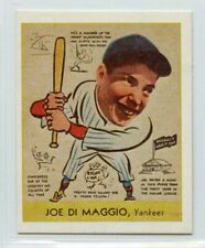 1976 TCMA Reprints - 1938 Goudey - #274 - Joe DiMaggio - New York Yankees