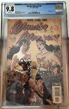 Wonder Woman 184 Adam Hughes Vintage Cover 2002 CGC 9.8 New Slab Free Shipping
