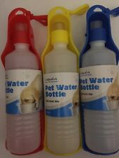 Hot Sell Travel Pet Dog Cat Water Bottle With Belt Clip ( Random Sent )
