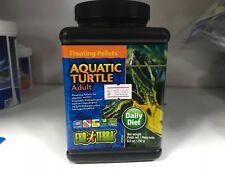 EXO Terra Floating Pellets Adultaquatic Turtle Food 250 G