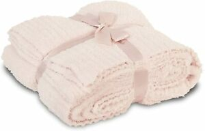 Home Barefoot Dreams Cozychic THROW BLANKET B503-61 PINK