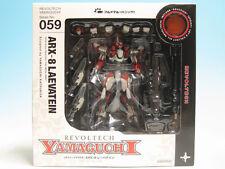 REVOLTECH YAMAGUCHI 059 Full Metal Panic! ARX-8 Laevatein New Version Action...