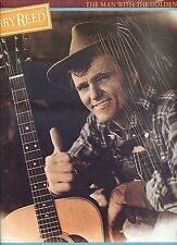 JERRY REED the man with the golden thumb US EX LP 1982