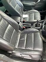 VOLKSWAGEN GOLF MK5 GT TDI FULL LEATHER INTERIOR SET WITH HEATED FRONT SEATS