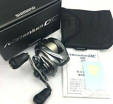 Shimano Metanium DC Right Handed Bait Casting Reel <Near Mint> From JAPAN【DHL】