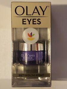 Olay Eyes Retinol 24 Night Eye Cream - 0.5oz 15ml