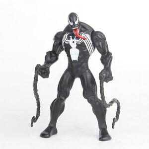 Spider-Man Venom Marvel Super Hero 16cm Action Figure Collection Model Toy UK