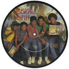 "Musical Youth ‎– Never Gonna Give You Up. 7"" Pic Disc. Mint"