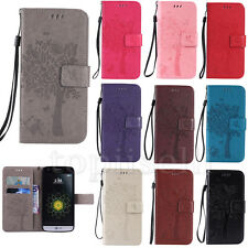 Flip PU Leather Wallet Stand Lot Case Cover Protection Silicone Bumper For LG KT
