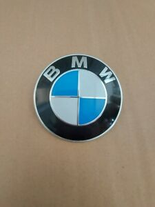 BMW 813237504 Bonnet Front Badge Emblem