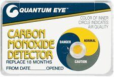 Quantum Eye Passive Carbon Monoxide CO Detector (18 Months) - Aircraft & Vehicle