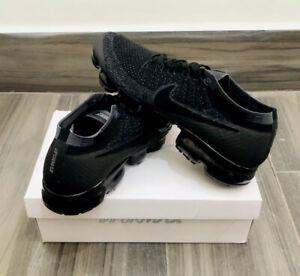 Nike air vapormax flyknit Black/Grey UK 8.5/EU43