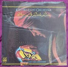 "ELO – Shine A Little Love 7"" – JET 144 – VG   BUY 2+ for 25% OFF"