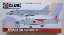 Airfix 1/72 82010 HARRIER GR7 and HARRIER FA2