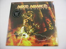 AMON AMARTH - THE CRUSHER - LP ULTIMATE BLACK VINYL NEW SEALED 2017