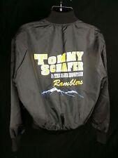 vintage satin jacket bluegrass Tommy Schafer blue mountain ramblers blues music
