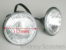 HONDA RUCKUS STYLE SCOOTER HEAD LIGHT Peace TPGS-824 50cc and 150cc 12V (4 WIRES