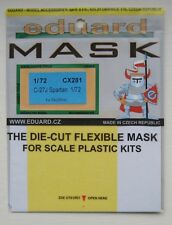 Eduard 1/72 CX281 Canopy Mask for the Italeri Alenia C-27J Spartan