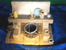 """WDCC Snow White and Seven Dwarfs """"The Dwarf's Hearth"""" Retired 05/2004"""