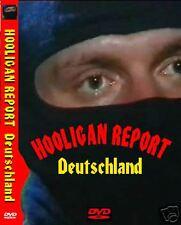 HOOLIGANS DVD,HOOLREPORT GERMANY