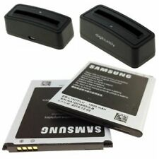 Batterie Pile Samsung EB-L1M7FLU + Station de Charge Galaxy S3 mini (GT-i8160)