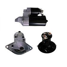 Fits OPEL Zafira 1.8 16V Starter Motor 1999-2000 - 15508UK