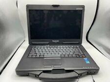 New listing Panasonic Toughbook Cf-53 i5-4310U 2.0 Ghz 4Gb Memory 0 Hdd