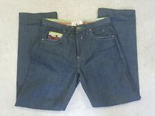 agile Collection Men's multicolor / rainbowJeans 34x34 Classic Fit Straight Leg