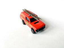 Majorette Nr. 246 Range Rover District No.3 Fire Department / 1978 France
