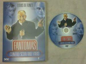 Dvd Fantomas Contro Scotland Yard - Dvd Perfetto