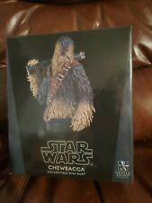 Gentle Giant Star Wars Solo Chewbacca mini bust