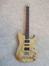 Fender Squire Custom Headless Guitar
