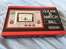 Club Nintendo Game & Watch Ball Reissue Edition Handheld F/S w/Tracking# Japan