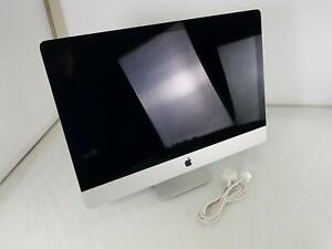 Apple iMac 12,2 A1312 27.0' All In One i7-2600 3.40GHz 12GB 1TB H