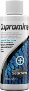 Seachem Cupramine 100ml/3.4oz   Free Shipping