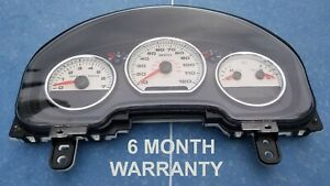 2004-2006 Ford F150 LARIAT Gas Instrument Cluster - 6 Month Warranty