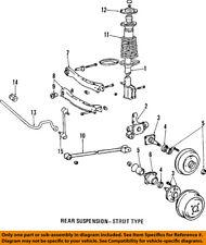 TOYOTA OEM 04-08 Solara Stabilizer Sway Bar-Rear-Link 48830AA010