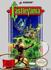 Castlevania (Nintendo Entertainment System, 1987)