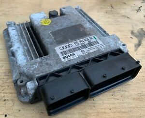 Genuine Bosch Audi A3 2.0 TDI BKD Diesel Quattro Engine ECU 03G 906 016BA