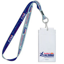 2018 Red Bull Air Race Indianapolis Motor Speedway Lanyard Credential Holder