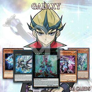 GALAXY DECK 42 | Eyes Cipher Dragon Photon Thrasher Stealth Vanisher Kite YuGiOh